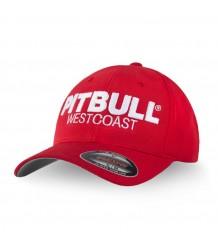 CZAPKA PIT BULL FULL CAP CLASSIC TNT RED