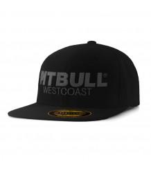 CZAPKA PIT BULL FULL CAP FLAT TNT BLACK