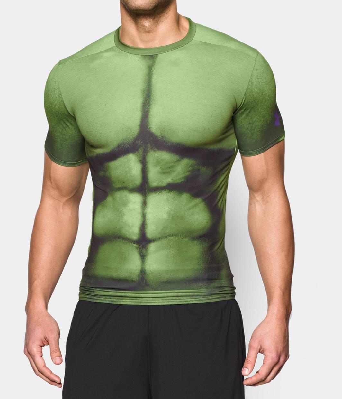 Rashguard under armour hulk rashguardy kr tkie for Hulk under armour compression shirt