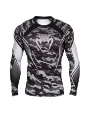 RASHGUARD VENUM CAMO HERO COMPRESSION