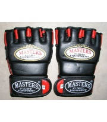 RĘKAWICE MMA CHWYTNE MASTERS GF-100