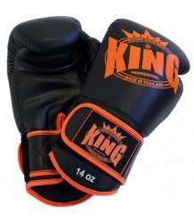 RĘKAWICE BOKSERSKIE KING BGK-11 TOP KING