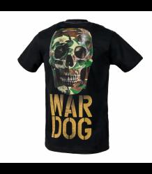 T-SHIRT KOSZULKA PIT BULL WAR DOG