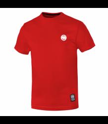 T-SHIRT KOSZULKA PIT BULL SMALL LOGO RED