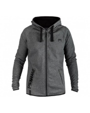 BLUZA VENUM CONTENDER 2.0 GREY HOODED