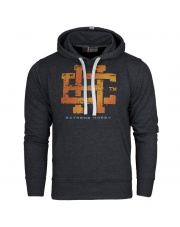 BLUZA EXTREME HOBBY CLASSIC EH HOODED GRAFIT