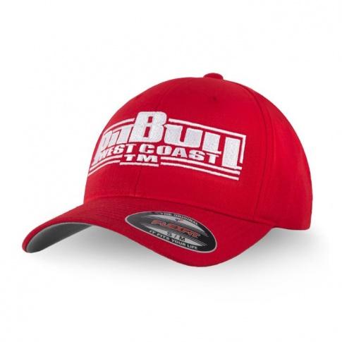 1d0be18e7234b2 CZAPKA PIT BULL FULL CAP CLASSIC BOXING RED , Czapki z Daszkiem, DODATKI,  ODZIEŻ, Czapki Pit Bull - WarHouse.pl - Sklep MMA Sprzęt Muay Thai Jiu Jitsu