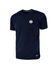 T-SHIRT KOSZULKA PIT BULL SMALL LOGO 18 DARK NAVY