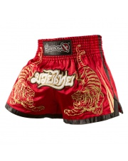 Spodenki Muay Thai Hayabusa Shorts Red