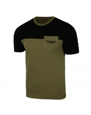 T-SHIRT KOSZULKA EXTREME HOBBY CUT AND SEW KHAKI