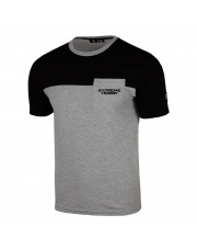T-SHIRT KOSZULKA EXTREME HOBBY CUT AND SEW GREY