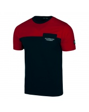 T-SHIRT KOSZULKA EXTREME HOBBY CUT AND SEW RED
