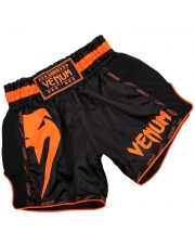 Spodenki Muay Thai VENUM GIANT SHORTS NEO ORANGE