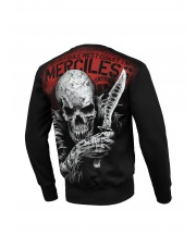 BLUZA PIT BULL MERCILESS CREWNECK BLACK