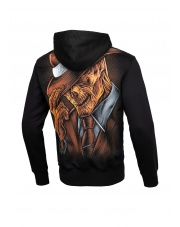 BLUZA PIT BULL MAN IN HAT HOODED Z KAPTUREM