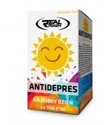 REAL PHARM ANTIDEPRES 60 TABL B6 B8 inozytol l-tryptofan