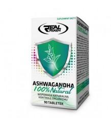 REAL PHARM Ashwagandha 100% 90 tab