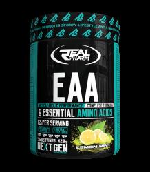 Real Pharm EAA 420g aminokwasy egzogenne rzeźba