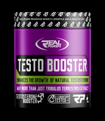 Real Pharm Testo Booster 180 caps Libido Potencja
