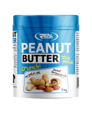 REAL PHARM PEANUT BUTTER CRUNCHY 1000g