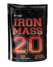 IRON HORSE IHS MASS 1000g GAINER MASA