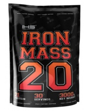 IRON HORSE IHS MASS 3000g GAINER MASA