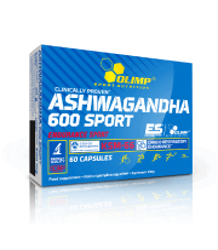 OLIMP Ashwagandha 600mg 60kap ŻEŃ-SZEŃ INDYJSKI