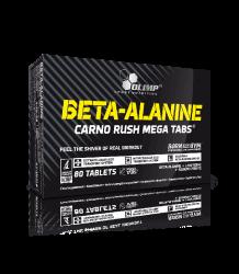 OLIMP BETA-ALANINE CARNO RUSH 80 TABL BETA ALANINA