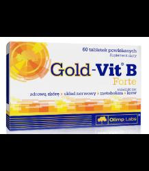 OLIMP GOLD VIT B FORTE 60 CAPS WITAMINA B