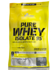 OLIMP PURE WHEY ISOLATE 95 600G BIAŁKO IZOLAT WPI