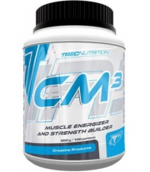 TREC CM3 POWDER 500g MOCNY JABLCZAN KREATYNA T-C-M