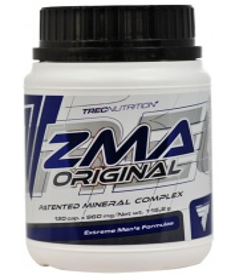 TREC ZMA Original 120caps CYNK MAGNEZ WITAMINA B6