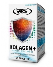 REAL PHARM KOLAGEN 60 tab
