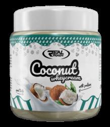Real Pharm WheyCream 500g  kokosowy krem proteinowy