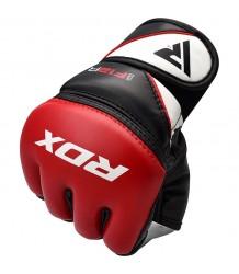 RĘKAWICE MMA RDX F12B TRENINGOWE RED