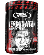 REAL PHARM TERMINATOR PUMP EXTREME 500G POMPA MOC