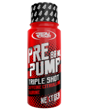 REAL PHARM PRE PUMP SHOT MEGA POMPA 80ML