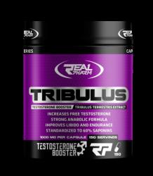 REAL PHARM TRIBULUS 150 CAPS Libido Potencja