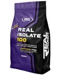 Real Pharm Real Isolate 100 700g WPI białko WHEY