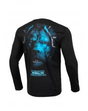 LONGSLEEVE KOSZULKA BED V BLUE EYED DEVIL