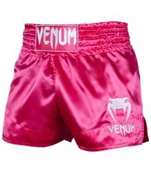 Spodenki Muay Thai VENUM CLASSIC SHORTS RÓŻOWE
