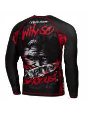 RASHGUARD DŁUGI EXTREME HOBBY WHY SO SERIOUS