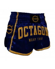 Spodenki Muay Thai Octagon Dark navy