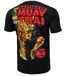 T-SHIRT KOSZULKA PIT BULL MASTER OF MUAY THAI