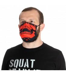 Maseczka Maska ochronna wielorazowa Poundout SKELETON