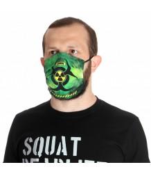 Maseczka Maska ochronna wielorazowa Poundout TOXIC 2.0