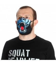 Maseczka Maska ochronna wielorazowa Poundout GYM KONG