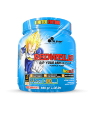 OLIMP REDWEILER 480g PRE WORKOUT DRAGON BALL LIMITED EDITION