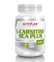 ACTIVLAB L-CARNITINE PLUS HCA 50 CAPS