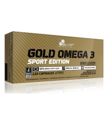 OLIMP GOLD OMEGA 3 SPORT EDITION- 120 CAPS